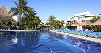 Sandos Caracol Eco Resort 5*