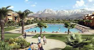 Aqua Mirage Marrakech 4*